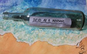 betty seal mensaje en botella